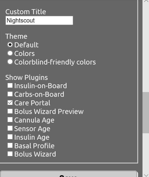 Night Scout Setup Part 2-3 - The Diabetic Way